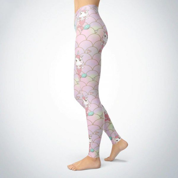 leggings unicorn mermaid xl at sell