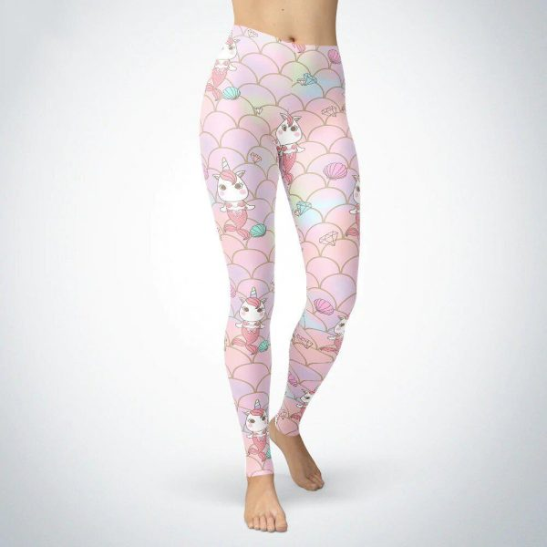 leggings unicorn mermaid xl not dear