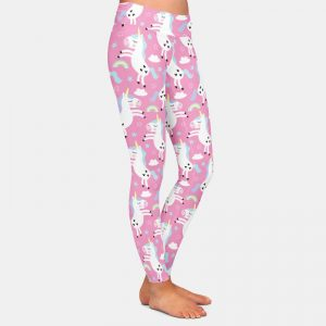 leggings unicorn pink xxxl at sell