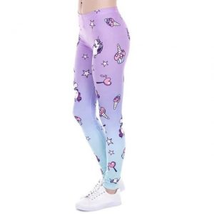 leggings unicorn women at sell