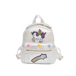 mini bag at back unicorn white price