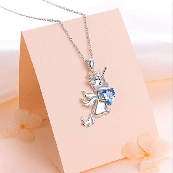 necklace baby unicorn at sell