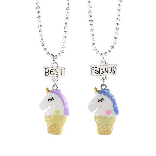 necklace friendship unicorn at sell