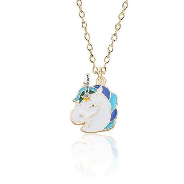 necklace unicorn funny 46 ​​cm adjustable buy