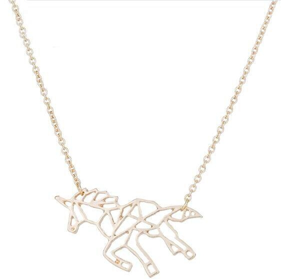 necklace unicorn jewelry at sell