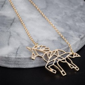 necklace unicorn jewelry not dear