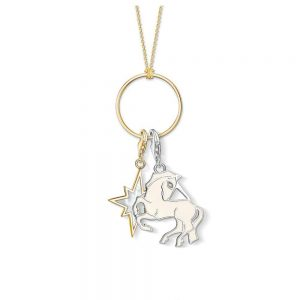 necklace unicorn man price