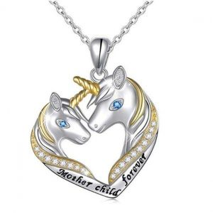necklace unicorn mom unicorn toys store