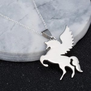 necklace unicorn money at sell