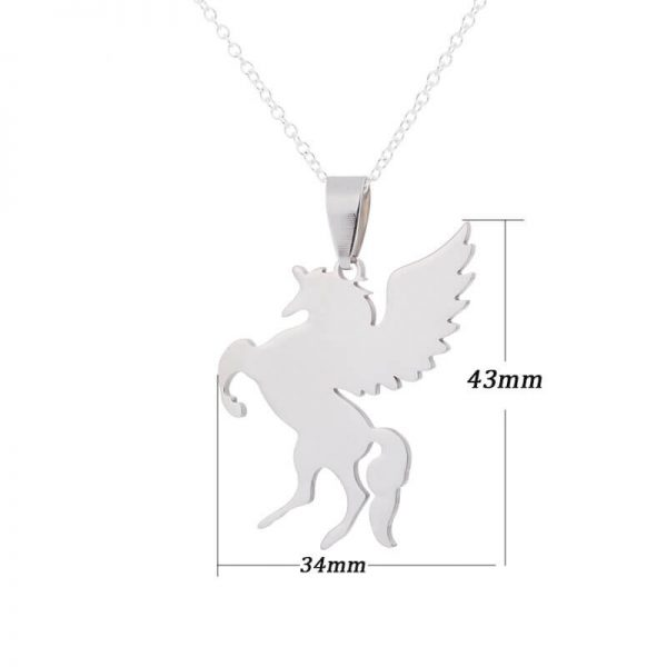 necklace unicorn money buy