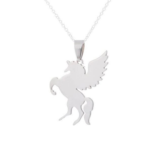 necklace unicorn money jewelry unicorn