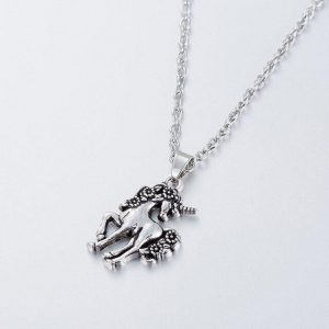 necklace unicorn women in money buy