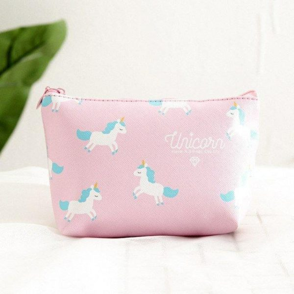 pencil case of toilet unicorn purple at sell