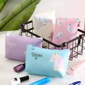pencil case of toilet unicorn purple unicorn toys store