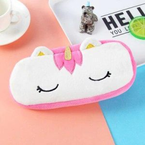 pencil case round unicorn buy