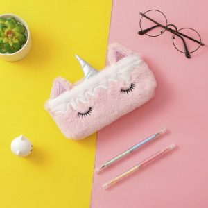 pencil case school girl unicorn unicorn toys store