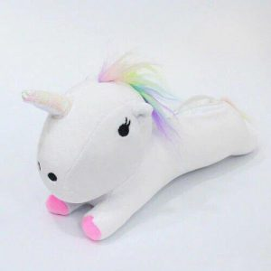 pencil case unicorn plush price