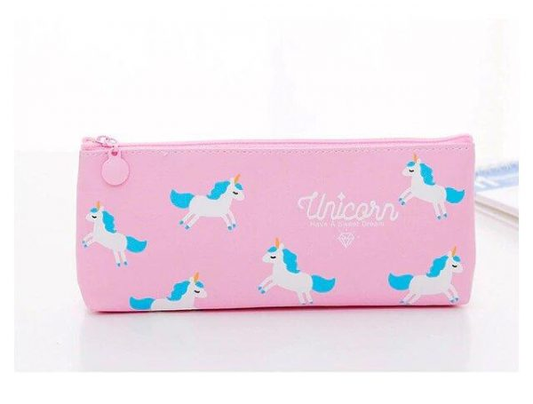 pencil case unicorn white price