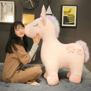 plush unicorn 80 cm buy