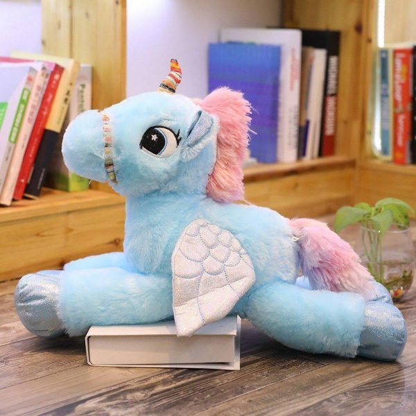 plush unicorn big 90 cm at sell