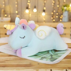 plush unicorn boy 60 cm