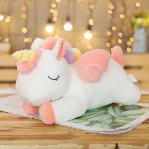 plush unicorn child 60 cm price
