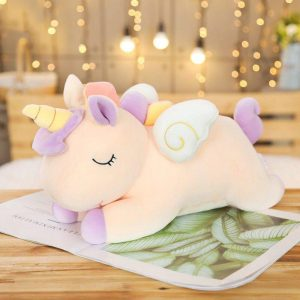 plush unicorn girl 60 cm at sell