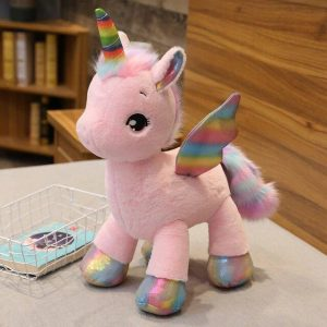 plush unicorn multicolored 1 meter unicorn toys store