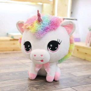 plush unicorn pink big head 35 cm price