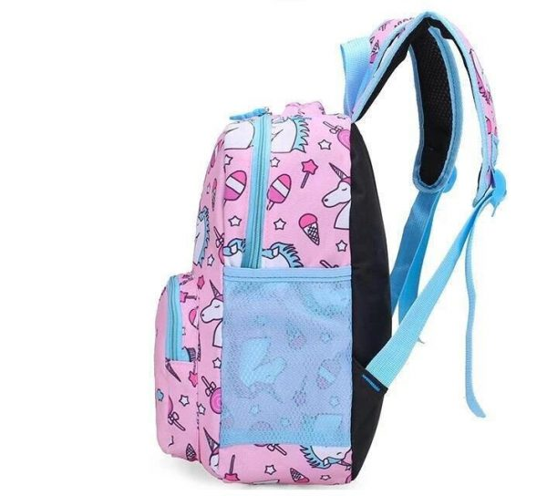 school bag girl cp unicorn supply school unicorn