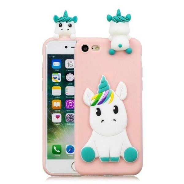 shell iphone pink unicorn 3d 11 pro max at sell