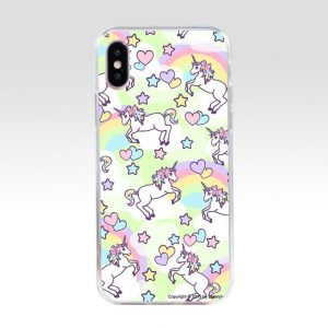 shell iphone unicorn crazy woman xs max