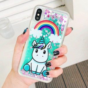 shell iphone unicorn sparkling xs max buy