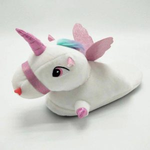 slippers college student unicorn 45 no dear