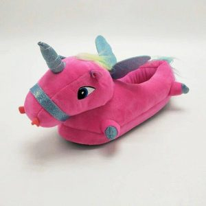 slippers head of unicorn 45 clothing unicorn