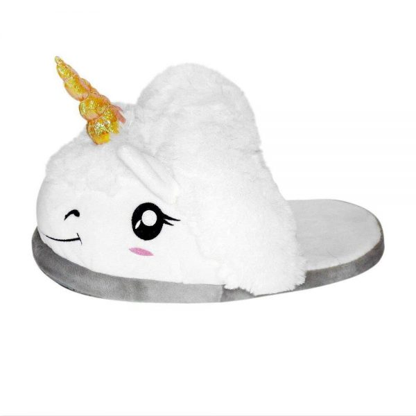 slippers unicorn adult 45