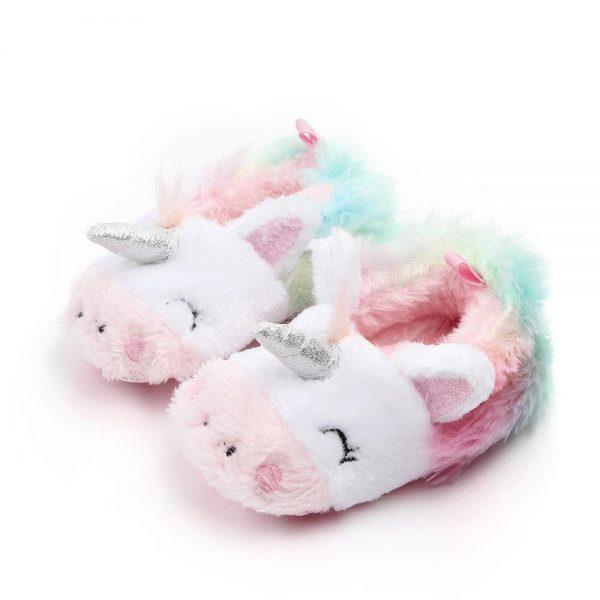 slippers unicorn baby girl 12 to 18 months buy
