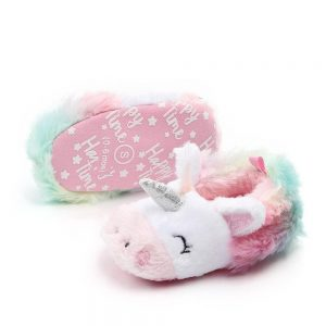 slippers unicorn baby girl 12 to 18 months slipper unicorn