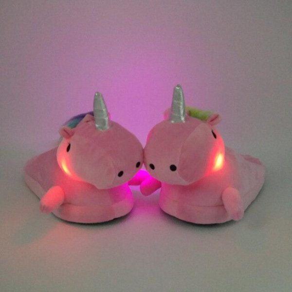 slippers unicorn bright 45 to sell