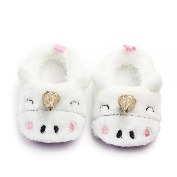 slippers unicorn for baby 12 to 18 months price