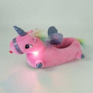 slippers unicorn kawaii luminous 45 no dear