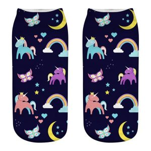 sock unicorn black unicorn toys store