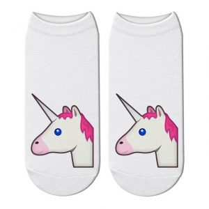 sock unicorn simple