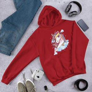 sweat at hood unicorn tky 5xl at sell