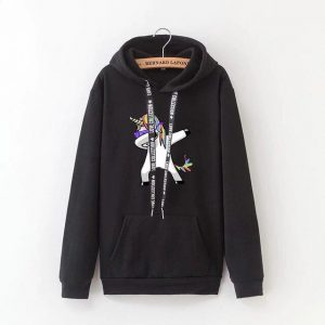 sweat black unicorn dab xxxl at sell