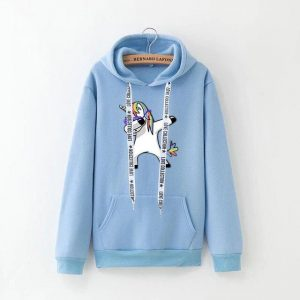 sweat blue unicorn dab xxxl price