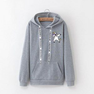 sweat grey dab unicorn xxxl at sell