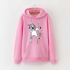 sweat pink unicorn dab xxxl unicorn dab