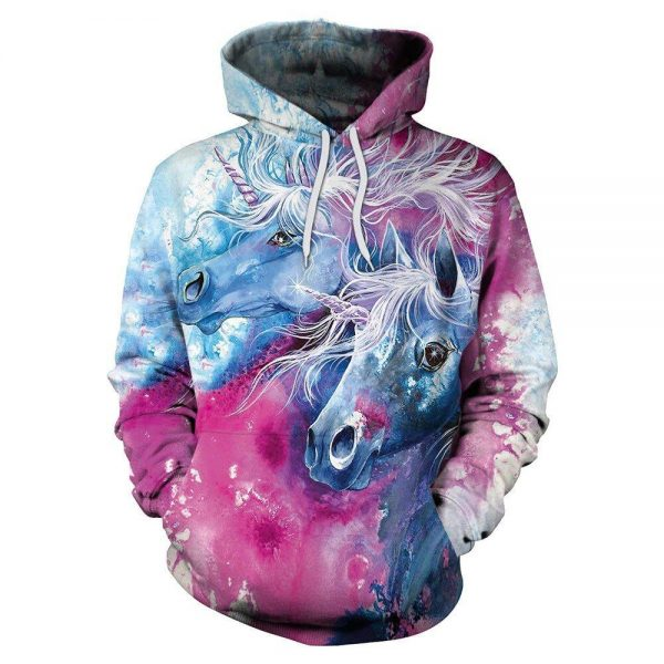 sweat unicorn magic xxl