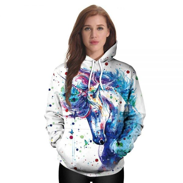 sweat unicorn painting xxl price